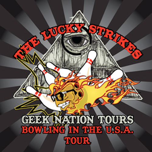 Lucky Strikes Bowling in the USA Tour 2018