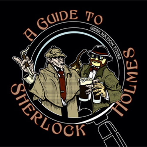 A Guide to Sherlock Holmes Tour 2018