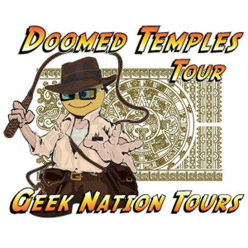 Doomed Temples Tour 2017