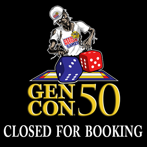 Geeking Out at Gen Con 50