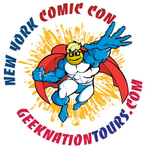 Super Hero Sites and the New York Comic Con Tour 2015