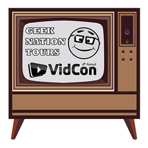 Tech Geek: Geeking Out at VidCon 2016