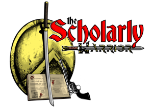 The Scholarly Warrior Podcast logo
