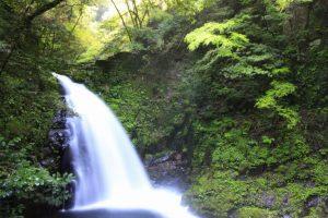 Akame 48 waterfalls.