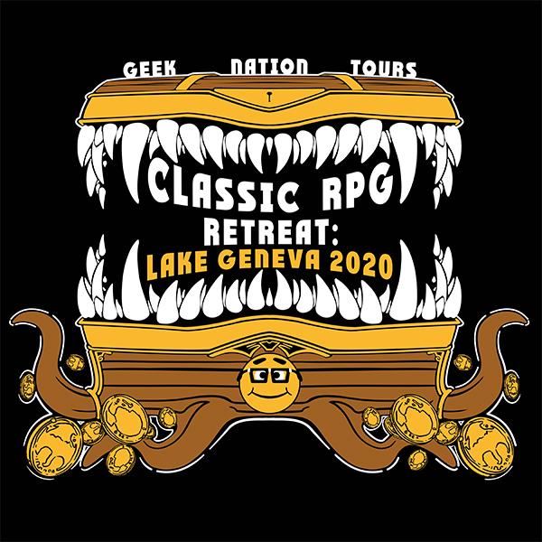 Classic RPG Retreat: Lake Geneva 2020