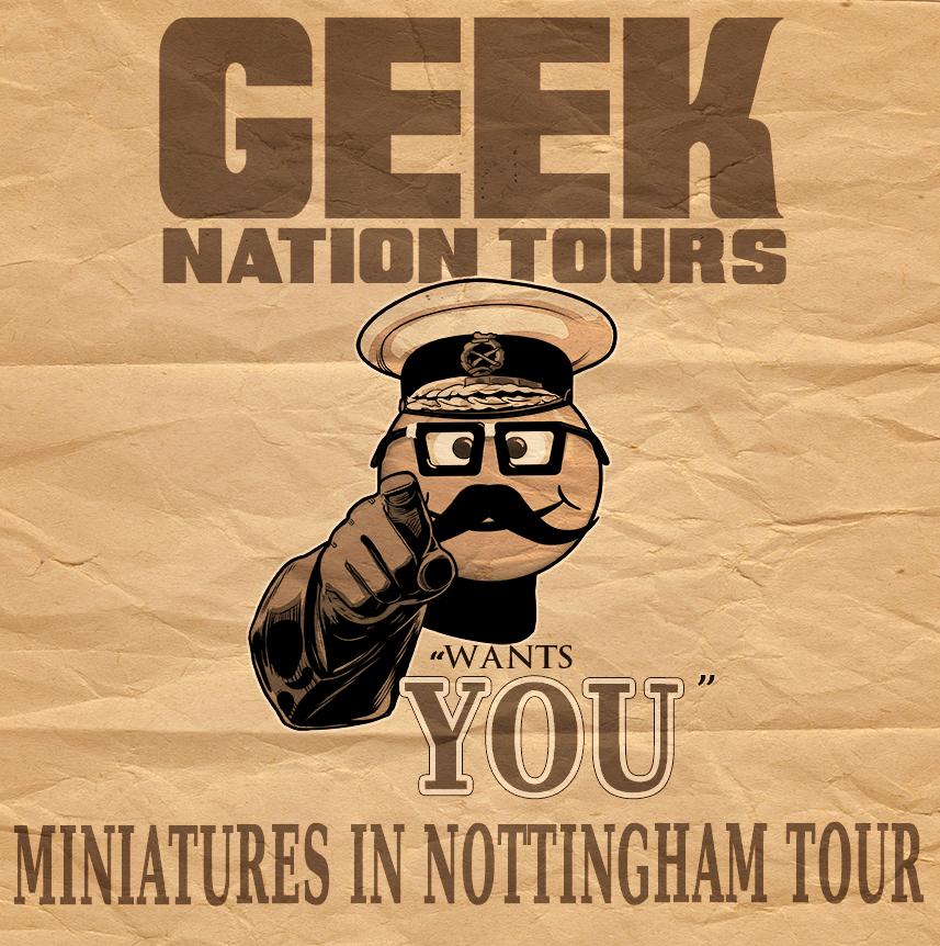 Miniatures in Nottingham – 2022