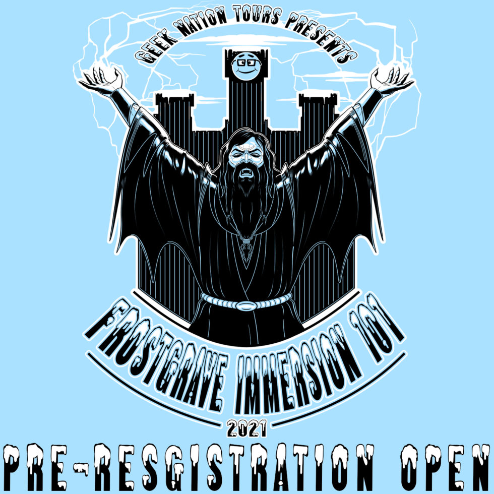 Frostgrave Immersion 101 Tour 2021