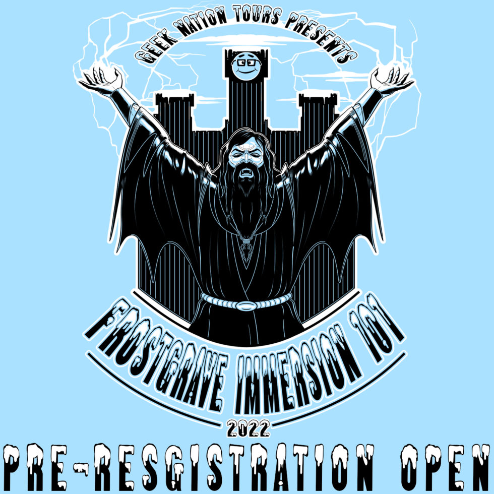 Frostgrave Immersion 101 Tour 2022