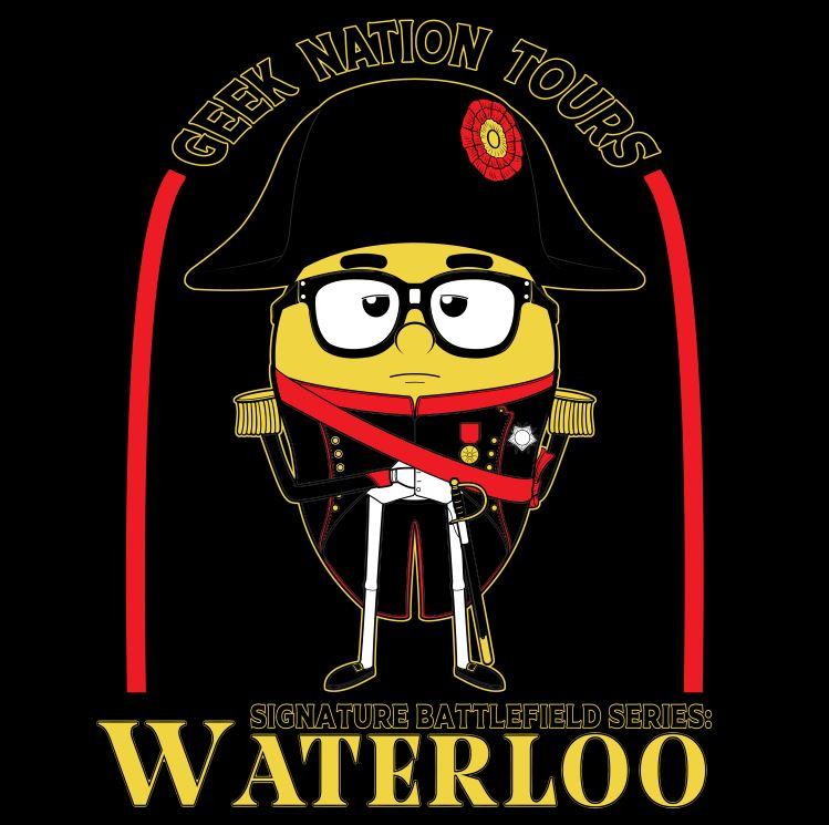 Signature Battlefield Series: The Battlefields of Waterloo 2025