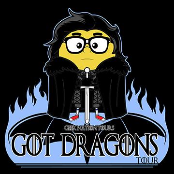 GoT Dragons? Tour