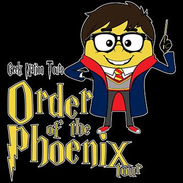 Order of the Phoenix Tour