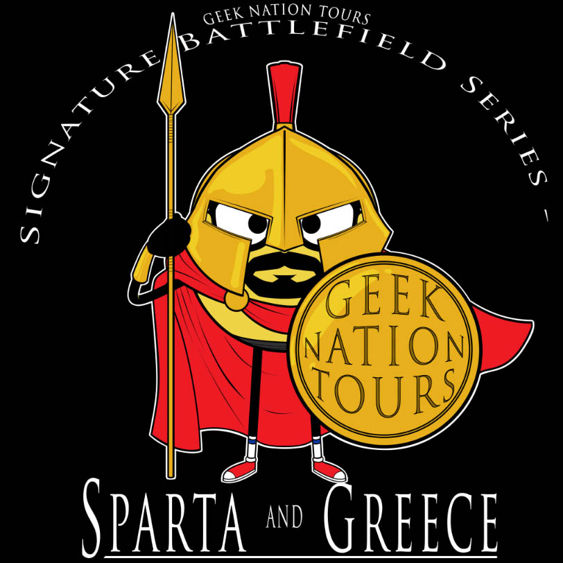 Signature Battlefield Series: Sparta and Ancient Greece Tour 2024