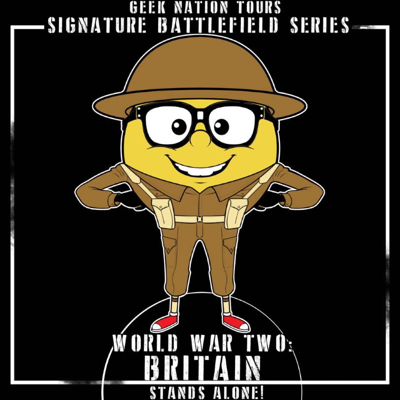 Signature Battlefield Series – World War Two: Britain Stands Alone! 2025