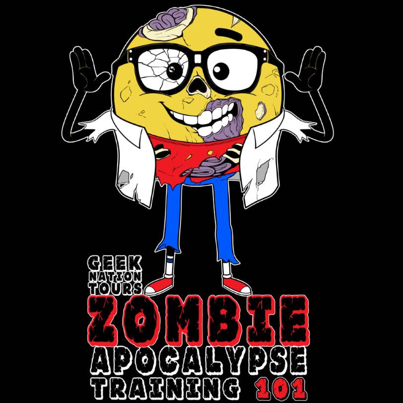 Zombie Apocalypse Training 101 – 2022